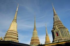 Thai Pagoda, Thailand. Old pagoda in Bangkok, Thailand Stock Images