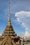 Thai pagoda in Wat Arun, Bangkok Stock Photography