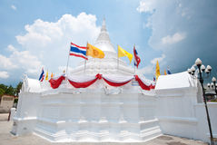 Thai pagoda Stock Image