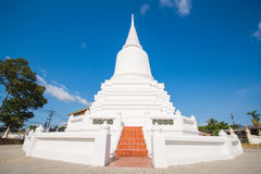 Thai pagoda of Royalty Free Stock Image