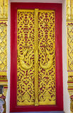 Thai painting in temple Royalty Free Stock Image
