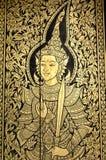 Thai painting Royalty Free Stock Image