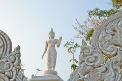 Thai painting Stock Photography