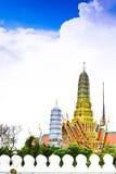 Thai Palace. Royalty Free Stock Photo