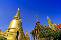Thai Palace. Stock Photography