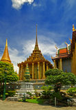 Thai Palace Royalty Free Stock Photography