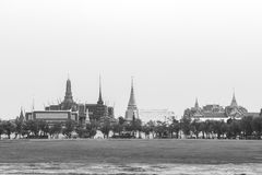 Thai Palaces Royalty Free Stock Photography