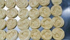 Thai pancake Stock Photos