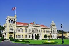 Thai parliament Royalty Free Stock Photos