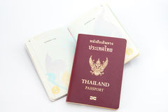 thai pass Royaltyfri Bild