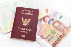 thai pass Fotografering för Bildbyråer