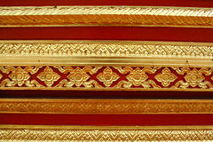 Thai pattern Royalty Free Stock Images