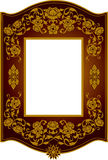 Thai pattern antique royalty free stock photography