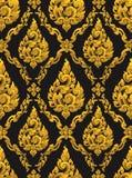 Thai pattern background Royalty Free Stock Image