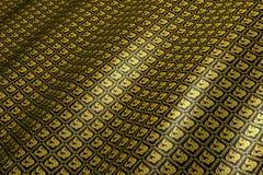 Thai Pattern Background. Stock Photos