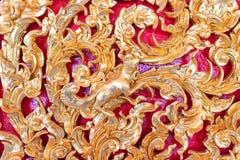 Thai pattern Royalty Free Stock Photos