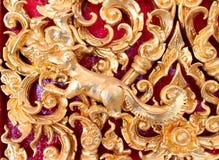 Thai pattern Royalty Free Stock Photo