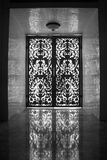 Thai pattern door Royalty Free Stock Photos