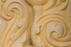 Thai pattern style. Stock Photos