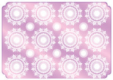 Thai pattern style vector Royalty Free Stock Image