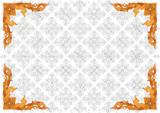 Thai Pattern34 Stock Photos
