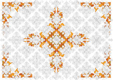 Thai Pattern38 Royalty Free Stock Photos