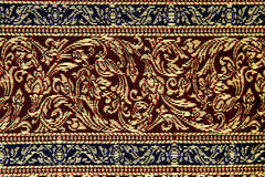 Thai patterns Royalty Free Stock Image