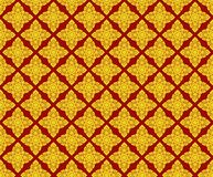 Thai patterns Royalty Free Stock Photo