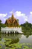 Thai pavilion Stock Photo