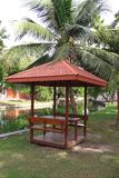 Thai pavilion. In architecture a pavilion (from French pavillon, from Latin papilio) has two primary meanings. It can refer to a free-standing structure sited a Stock Photos