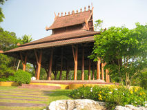 Thai Pavilion Stock Photo