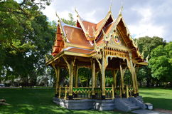 Thai Pavilion in Belém. Stock Photo