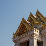 Thai pavilion Stock Images