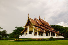 Thai pavilion Royalty Free Stock Photo