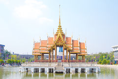 Thai Pavilion Stock Image