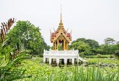 thai paviljong Fotografering för Bildbyråer