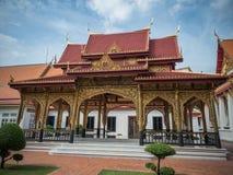 thai paviljong Arkivfoto