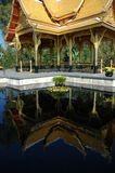 thai paviljong Arkivbild