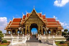 thai paviljong Arkivbilder