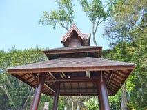 thai paviljong Royaltyfri Foto