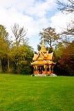 Thai pavillion at Lausanne, switzerland 2 Stock Images