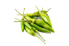 Thai pepper Stock Image
