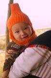 thai pojkeperson som tillhör en etnisk minoritet Arkivfoton