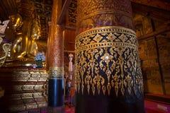 Thai pole Stock Photography