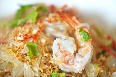 Thai pomelo salad Stock Images
