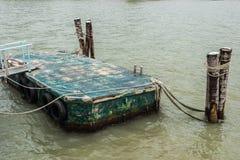 Thai pontoon Stock Image