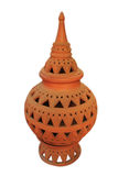Thai Pottery. Shaker crafts, pottery of the Thai people Stock Photography