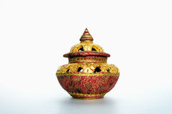 Thai pottery Royalty Free Stock Photography