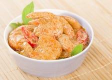 Thai Prawn Curry Royalty Free Stock Photography