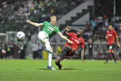 Thai Premier League 2011 Royalty Free Stock Photography